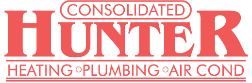 Consolidated Hunter Heating Plumbing & Air Conditioning Logo